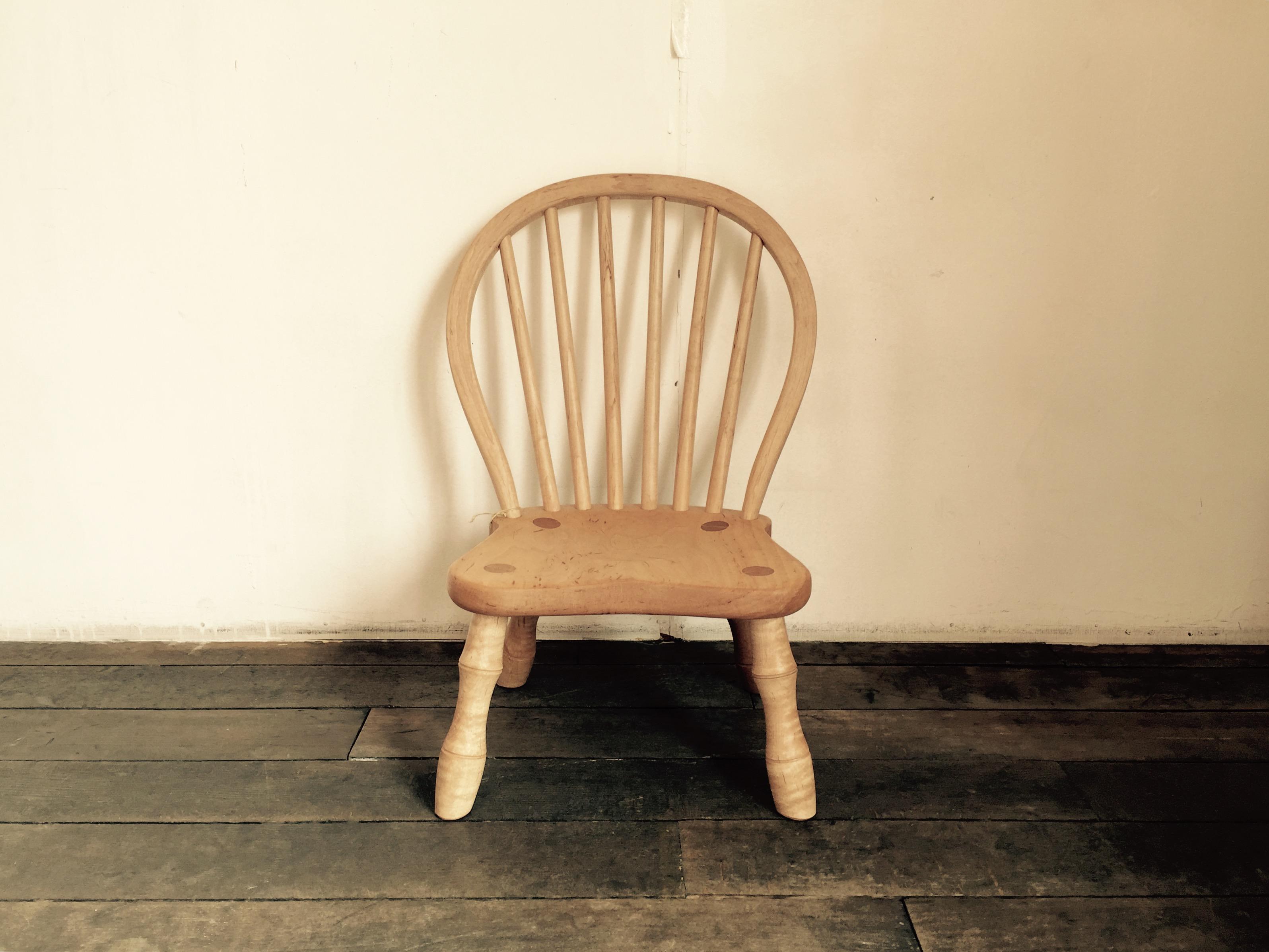 子供椅子 ループバック